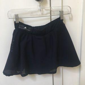Stella Mccartney Navy Tennis Skirt - Size S
